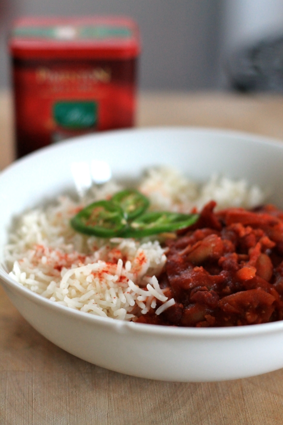 Pork and Bean Chilli