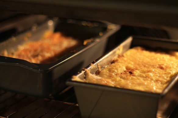 Sweet potato and polenta 'cottage pie'