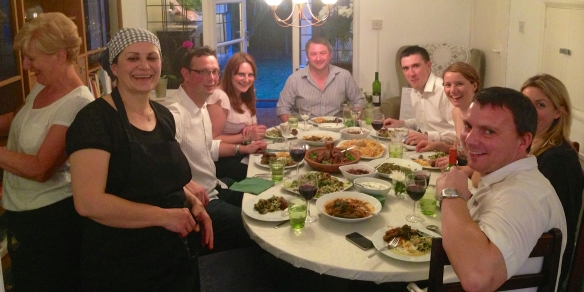 Persian supper club