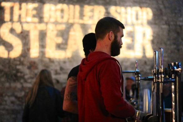 The Boiler Shope Steamer, Newcastle