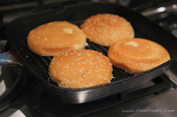 Burger buns