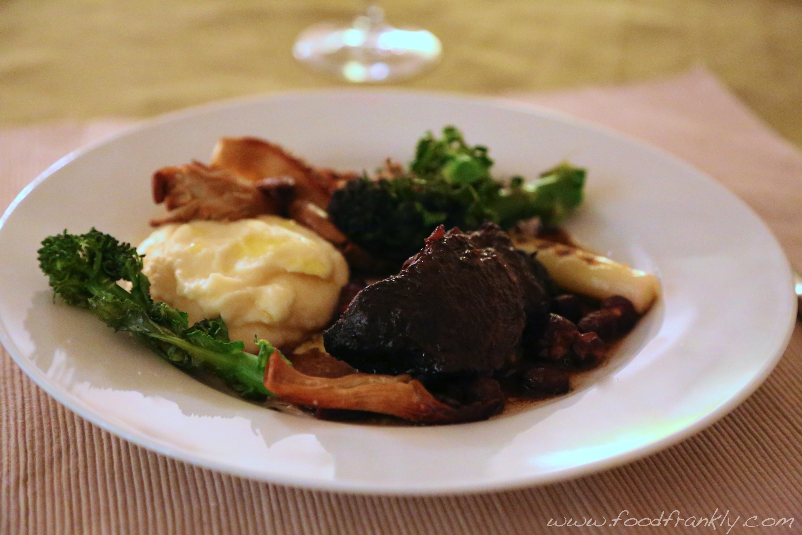 how to cook ox cheek