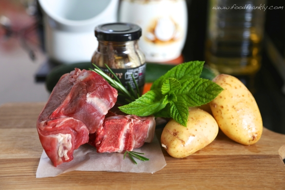 Northumberland Lamb Chops