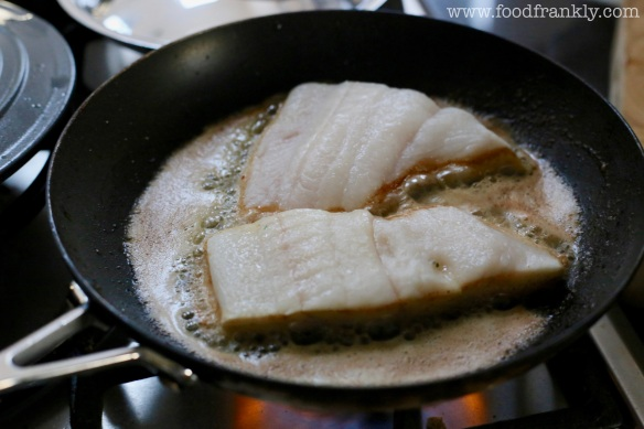 Halibut fillets